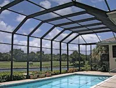 Pool Screen Repair Services Orlando